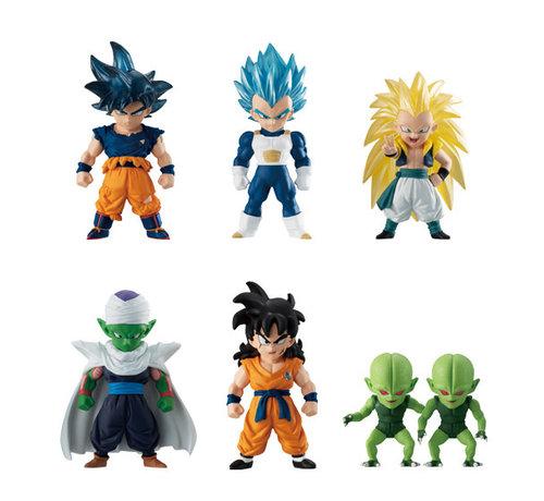 "Bandai 39233 Dragon Ball Adverge 11 ""Dragon Ball Super"" (Box/10), Bandai Adverge"