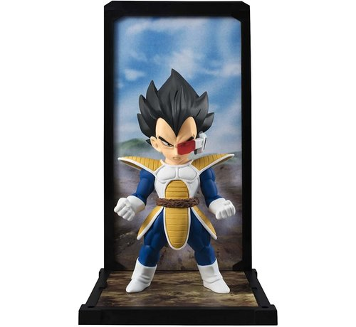 "Bandai 02095 015 Vegeta ""Dragon Ball Z"", Bandai Tamashii Nations Tamashii Buddies"