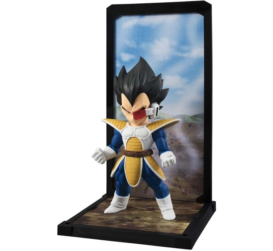 "02095 015 Vegeta ""Dragon Ball Z"", Bandai Tamashii Nations Tamashii Buddies"
