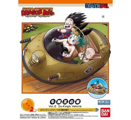 Bandai 216393 Vol 2 Ox-King's Vehicle Dragon Ball BAN Mecha