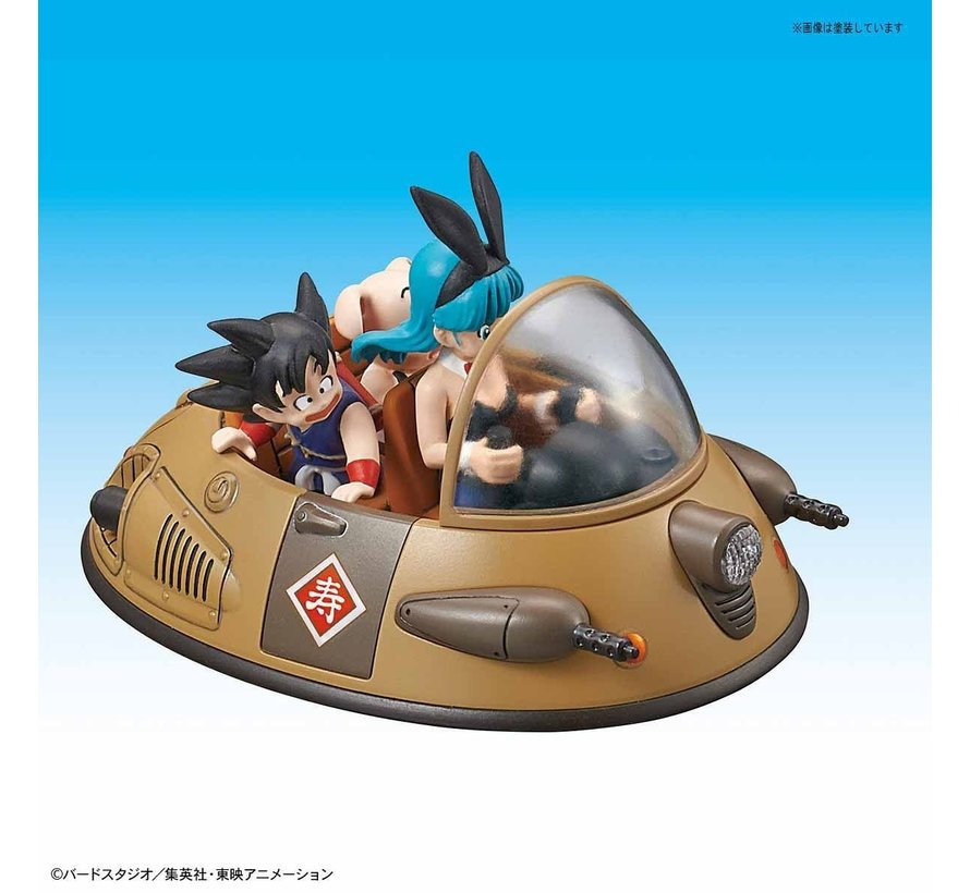 216393 Vol 2 Ox-King's Vehicle Dragon Ball BAN Mecha