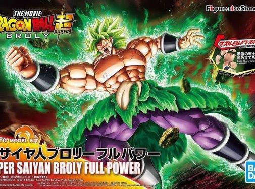 Bandai Super Saiyan Broly Full Power
