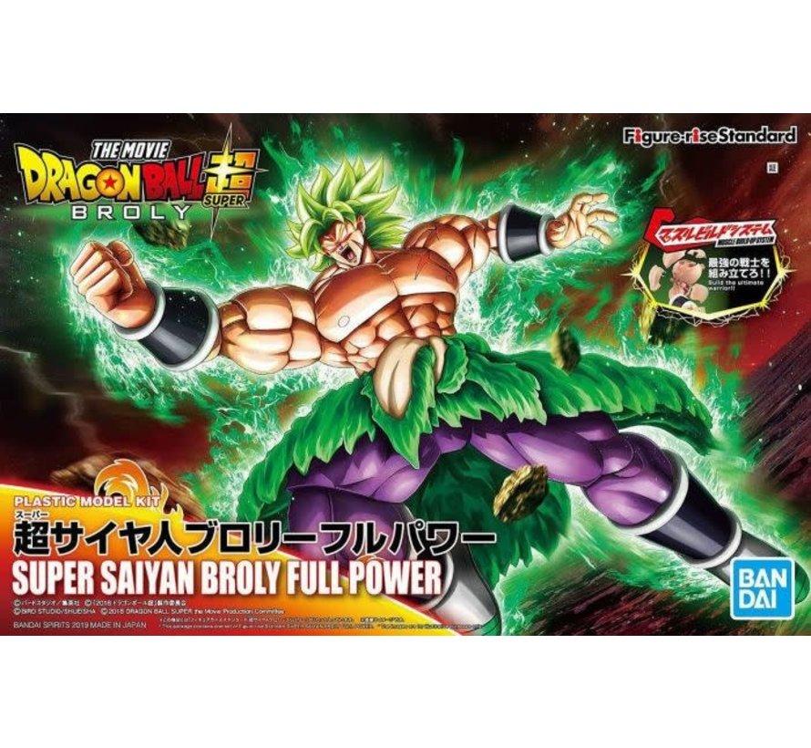 Bandai Hobby Figure Rise Standard Dragon Ball Super Super Saiyan Broly Full Powe