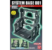 Bandai SYSTEM BASE 001 (BLACK)