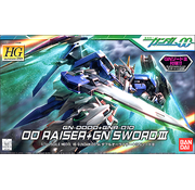 Bandai 00 Raiser + GN Sword III