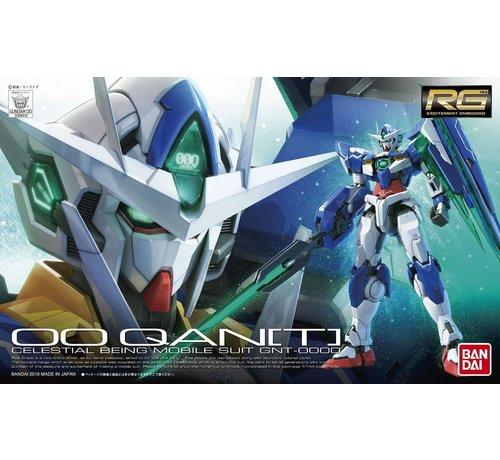 "Bandai 206312 #21 GNT-0000 00 Qan[T] ""Gundam 00"" RG"