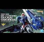 Bandai 00 Gundam Seven Sword/G