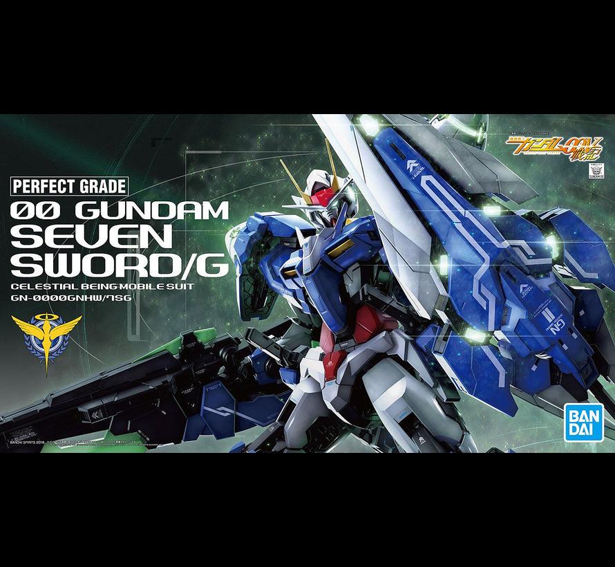 "5055582 00 Gundam Seven Sword/G ""Gundam 00"", Bandai PG 1/60"