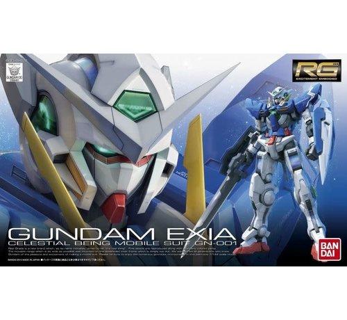 Bandai 189481 #15 GN-001 Gundam Exia RG
