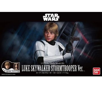 Bandai Luke Skywalker Stormtrooper