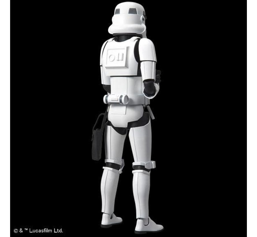 210505 StormTrooper 1/6 scale plastic model kit Star Wars