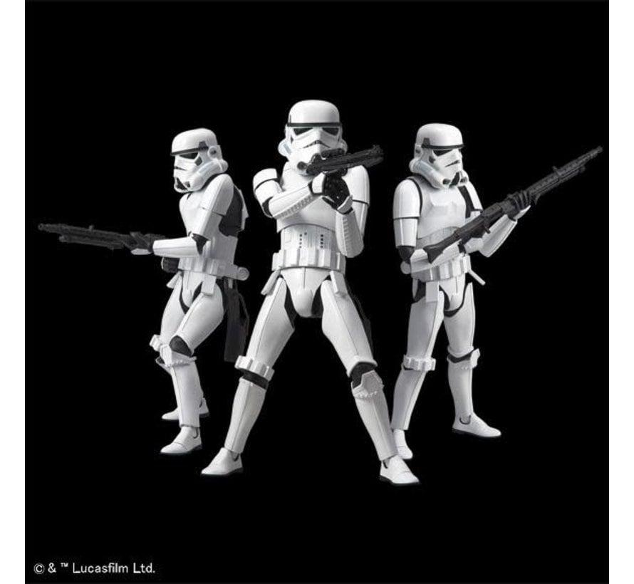 210505 StormTrooper 1/6 scale plastic model kit Star Wars