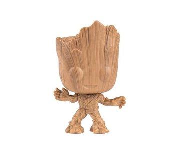 Funko Pop! Groot Wood Deco Pop! - Entertainment Earth Exclusive