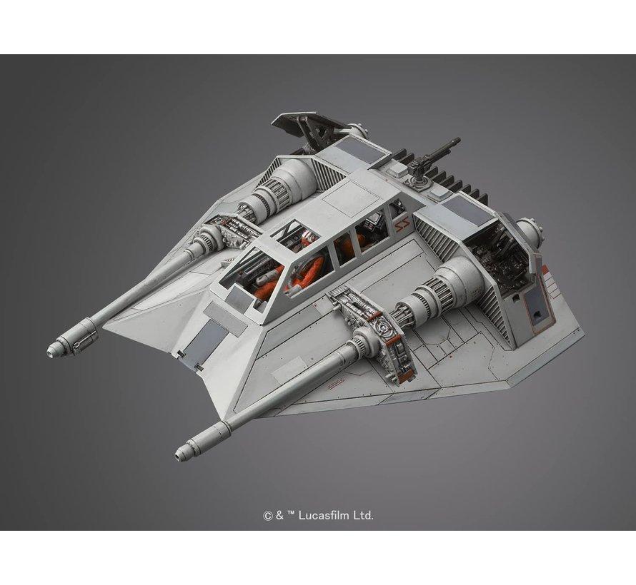 "196692 Snow Speeder ""Star Wars"", Bandai Star Wars 1/48 Plastic Model"