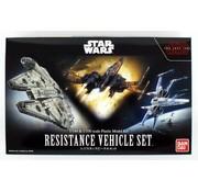 Bandai Resistance Vehicle Set  Star War