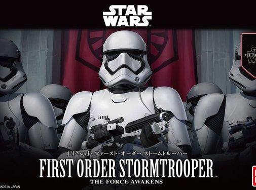 Bandai First Order Stormtrooper