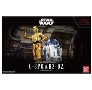 Bandai C-3PO & R2-D2