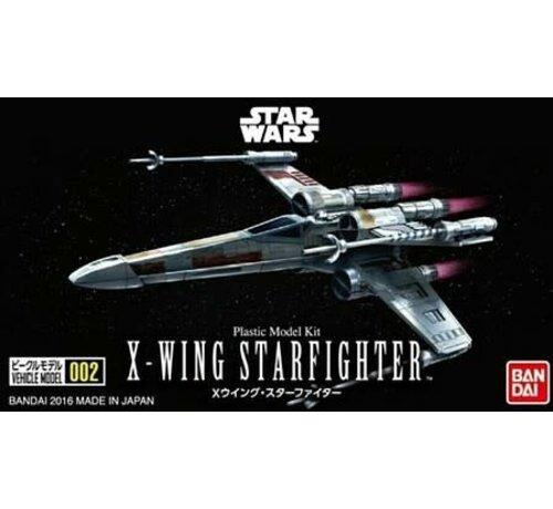 "Bandai 204885 X-Wing StarFighter ""Star Wars"", Bandai Star Wars 1/144"