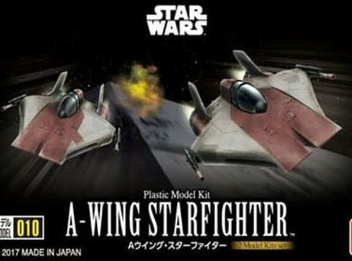 Bandai A-Wing StarFighter