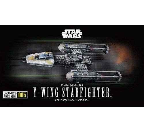 Bandai 209054 #005 Star Wars Y-wing starfighter