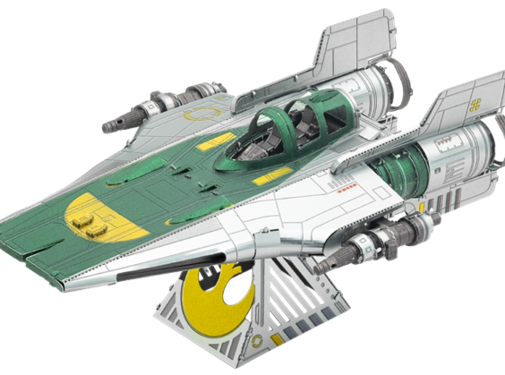 Fascinations Resistance A-Wing Fighter