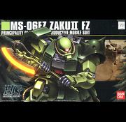 Bandai ZAKU II FZ (KAI)