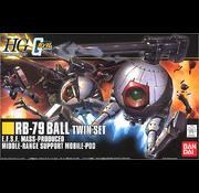 Bandai RB-79 Ball Twin Set