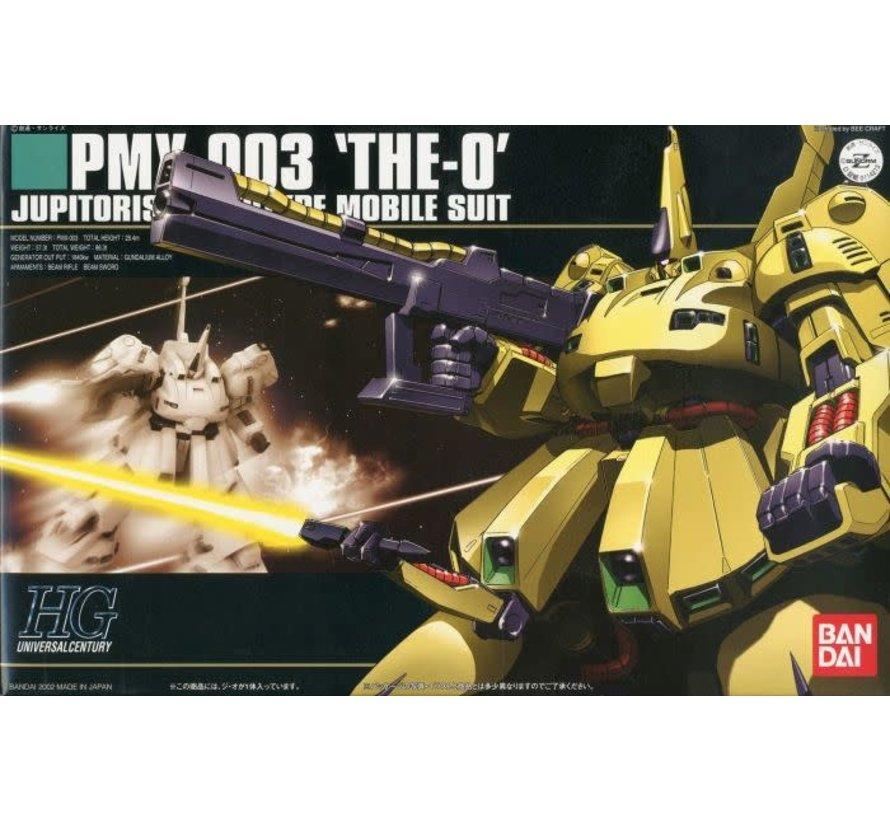 "114213 #36 PMX-003 The-O ""Z Gundam"", Bandai HGUC"