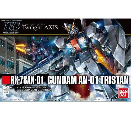 Bandai 5057405 #205 AN-01 Tristan Gundam Twilght Axis 1/144 BAN UC HG