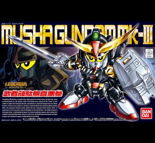 "Bandai 219765 BB404 LegendBB Musha Gundam MK-III ""BB Sangokuden"", Bandai SD"