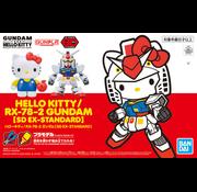 Bandai Hello Kitty & RX-78-2
