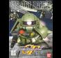 5058273 BB #218 MS-06F Zaku II, Bandai SD