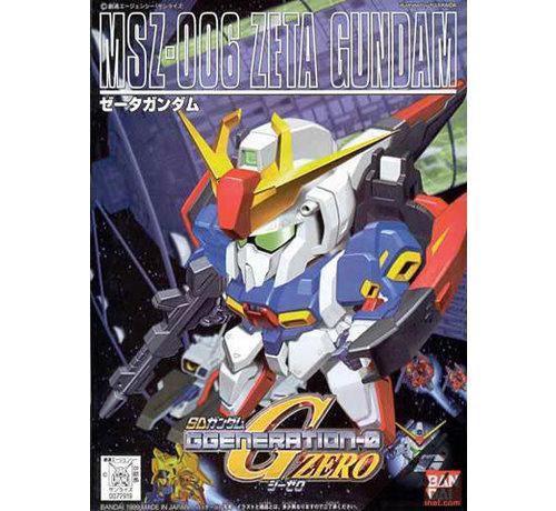 Bandai 5059243 / 072919 BB#198 Zeta Gundam SD