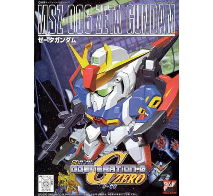 5059243 / 072919 BB#198 Zeta Gundam SD
