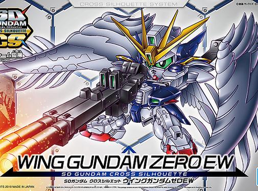Bandai Wing Gundam Zero EW