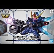 Bandai Sisquiede (Titans Colors)