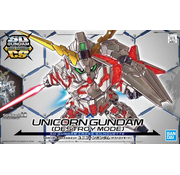 Bandai Unicorn Gundam (Destroy Mode)