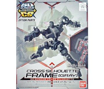 Bandai Cross Silhouette Frame (Gray)