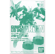 Bandai LED UNIT (GREEN) x2
