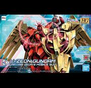 Bandai Nu-Zeon Gundam