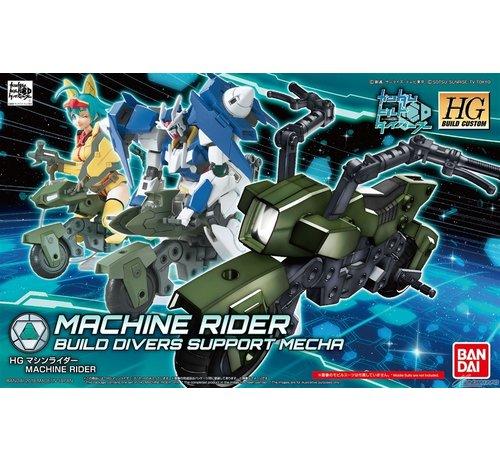 "Bandai 230362 Machine Rider ""Gundam Build Divers"", Bandai HGBD"