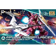 Bandai Impulse Gundam Lancier