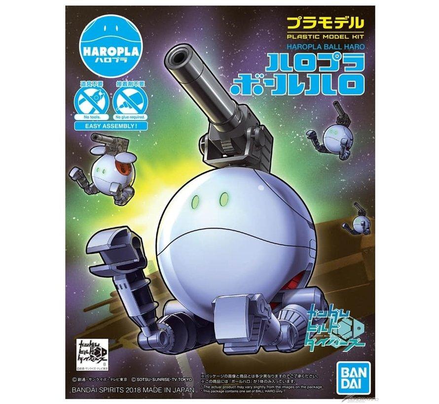 """5055344 #07 Ball Haro """"Gundam Build Divers"""", Bandai HaroPla plastic model kit."""