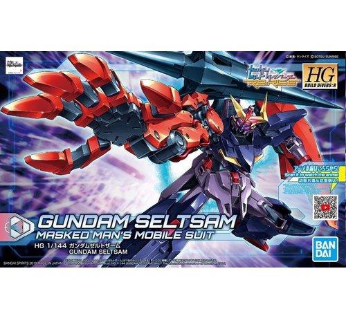 "Bandai 5058305  #9 Gundam Seltsam ""Gundam Build Divers"", Bandai Spirits HGBD 1/144"