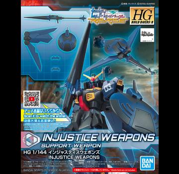 Bandai Injustice Weapons
