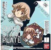Bandai Chara Stand Plate Atra Mixta