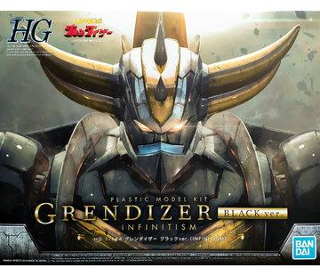 Bandai Black Grendizer (Infinitism Ver.)
