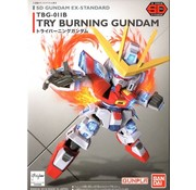 Bandai TRY Burning Gundam