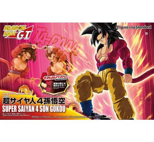 Bandai 214497 Super Saiyan 4 Son Goku Dragon Ball GT Bandai Figure-Rise