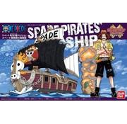 Bandai SPADE PIRATES SHIP